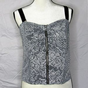 Lane Bryant 6th & Lane Top Corset Size 22W Plus